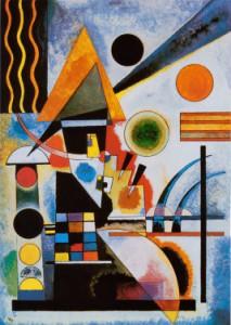 Wassily Kandinsky - Balancement