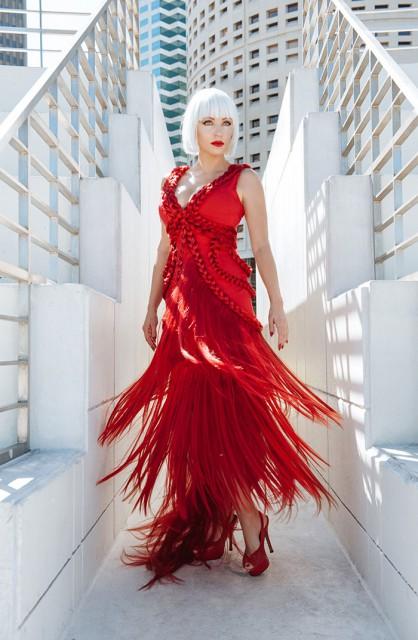 fashion: Irina Bilka