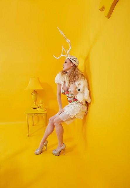 fashion: Sue Woodall-Metas