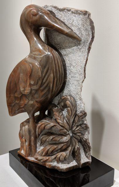 Rockin' the Fine Art of Stone Carving | Dunedin Fine Art Center