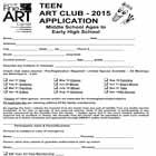 Teen Club Application