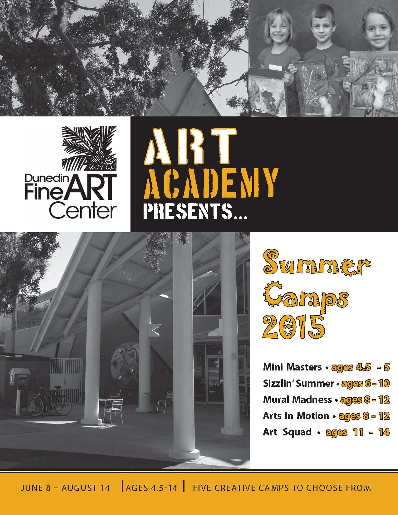 Summer Academy Brochure