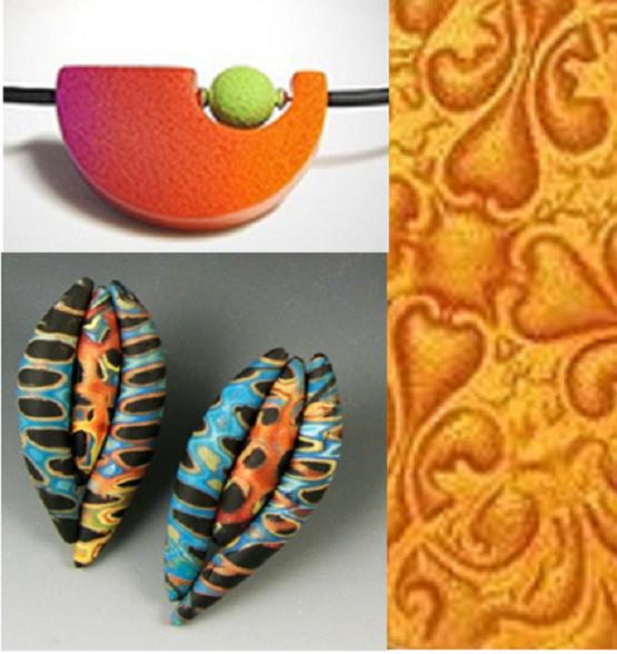 372W possibilities of polymer clay Karen Woods