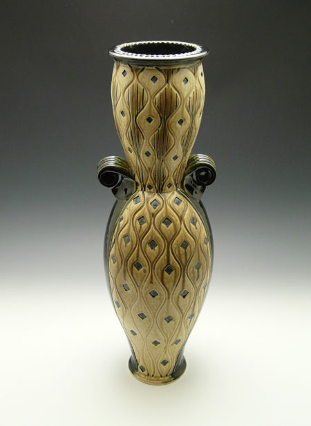 This ceramic vase by Ira_Burhans can be found in the Gallery Shop.