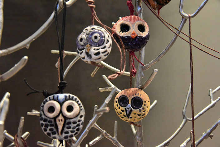 Artist Christmas Ornaments.Call To Artists For Holiday Ornaments Dunedin Fine Art