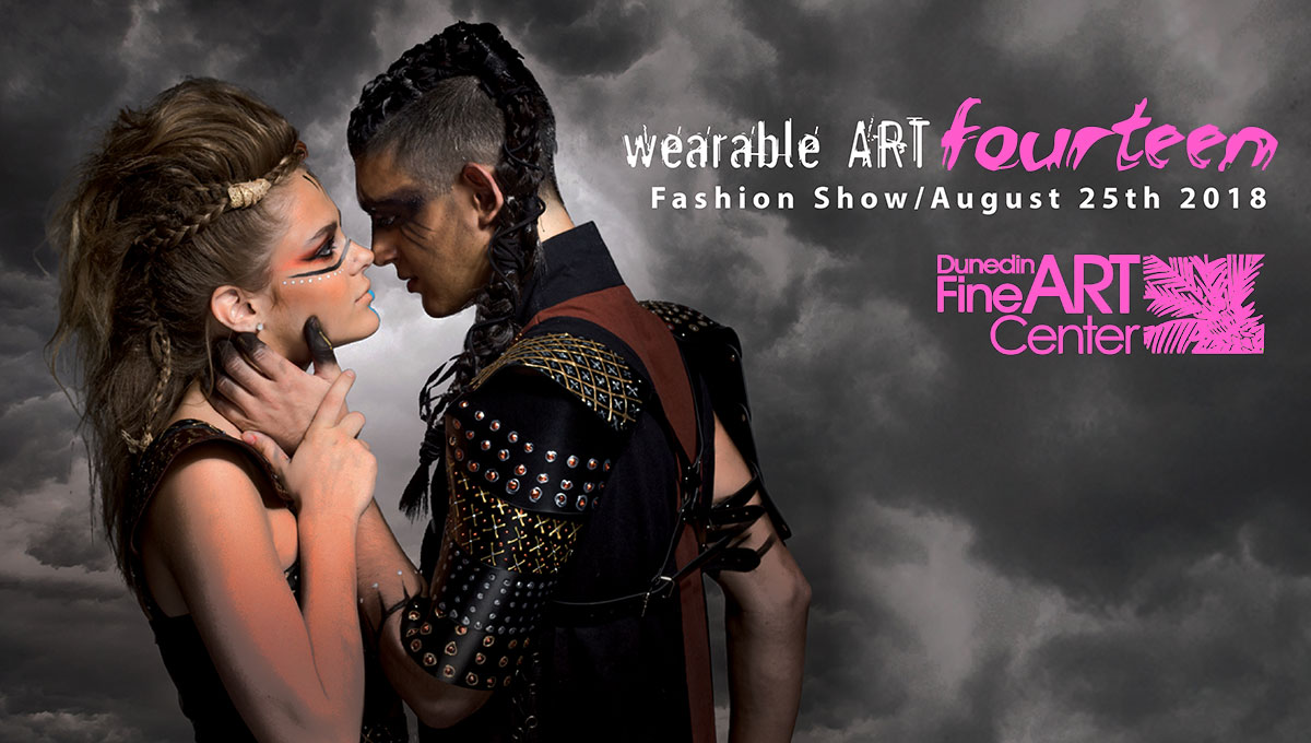 Wearable Art fourteen will be heating up the fashion runway August 25th.