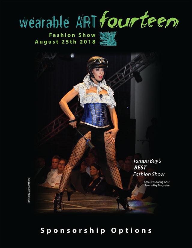 DFAC wearable ART fourteen Sponsorship Options