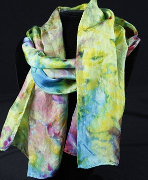 There's fashionable fiber created by local and national artists at the Dunedin Fine Art Center Gallery Gift Shop.
