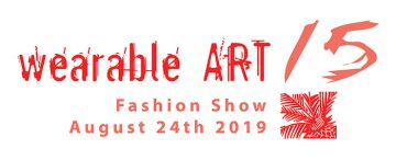 wearable ART 15 fashion Show - August 24th, 2019 at the Dunedin Fine Art Center